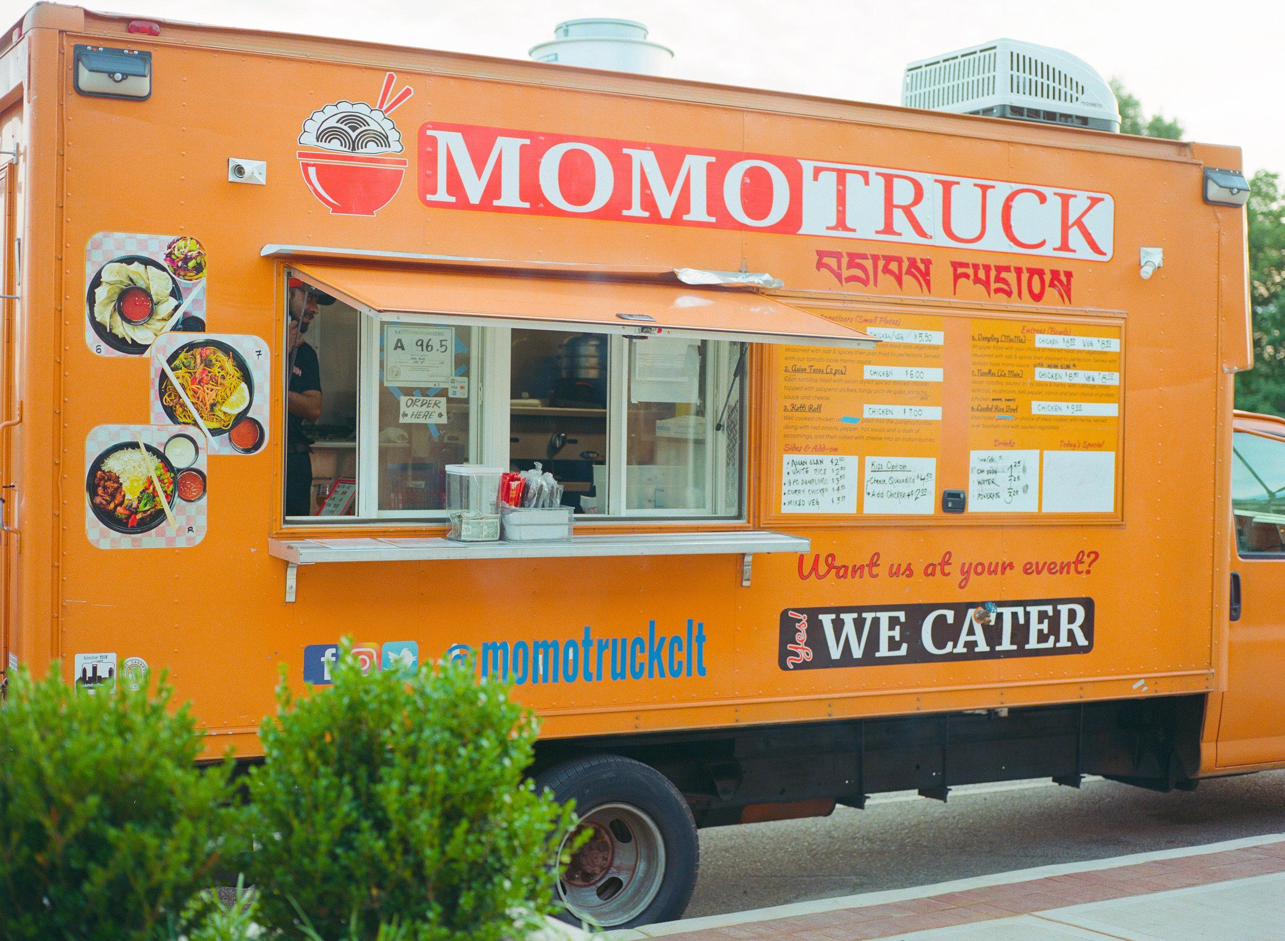 momo food truck