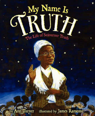 my name is truth book