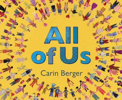 all of us book by carin berger