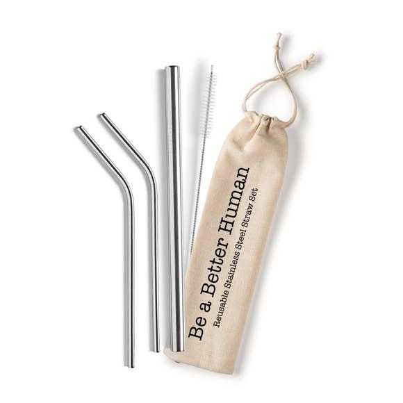 Reusable Straws -