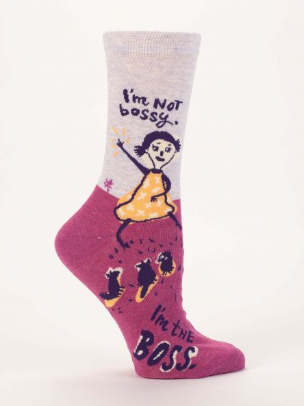 Blue Q Socks -