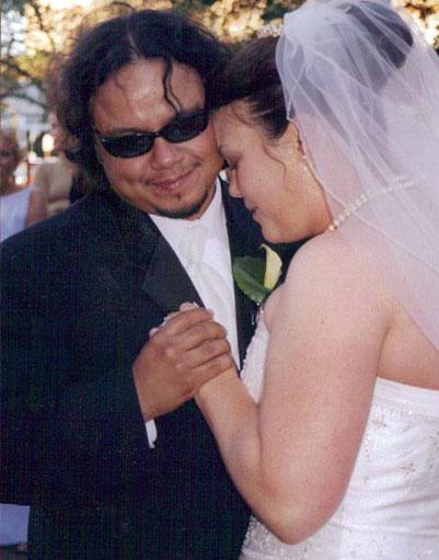 Sergio and Christa