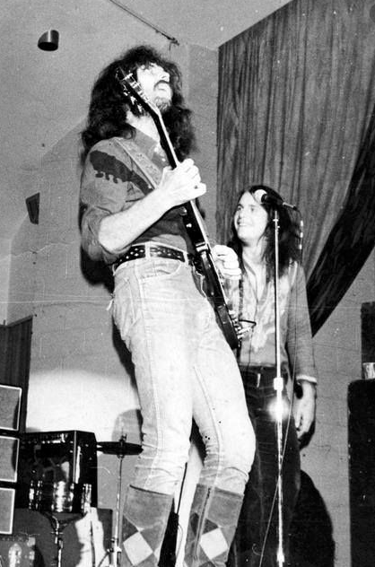 Picture of Tony and Ozzy at the Dome that day taken by the Virginian-Pilot.