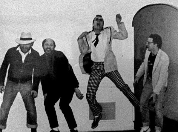 Tango Storm (1981), Photo by Katherine Byrd