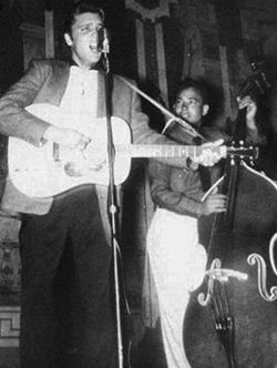 Elvis Presley - Municipal/Norfolk Auditorium, Norfolk, VA, September 12, 1955