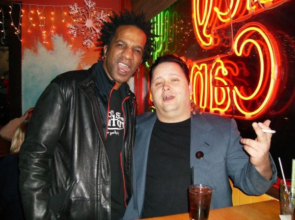 Jeff Broadnax, Randy, 2006, Colley Cantina