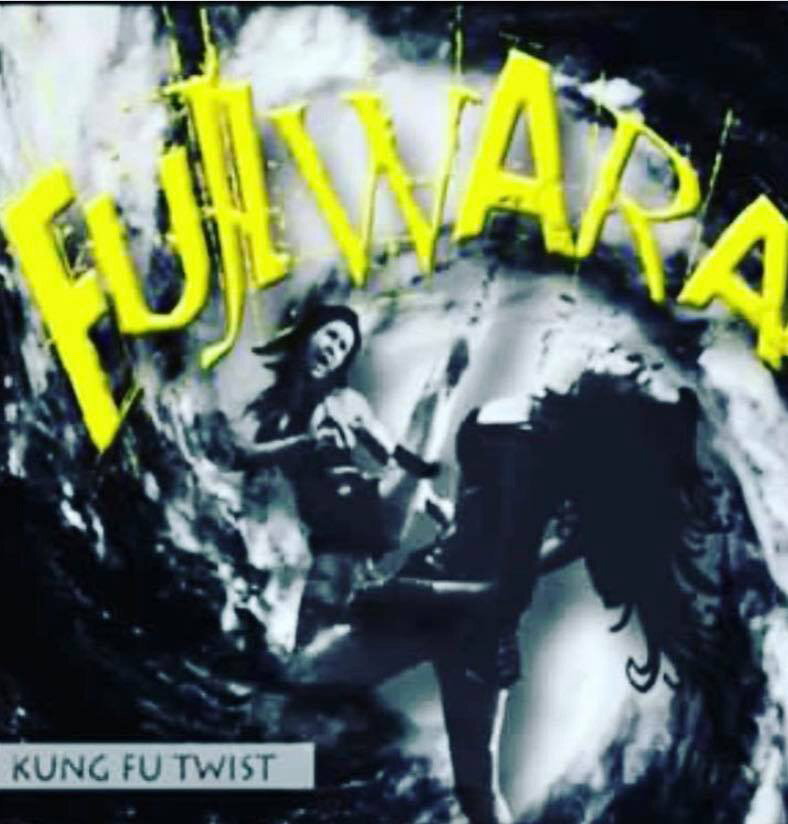 """Our CD """"Kung Fu Twist"""" which came out in 2016."""