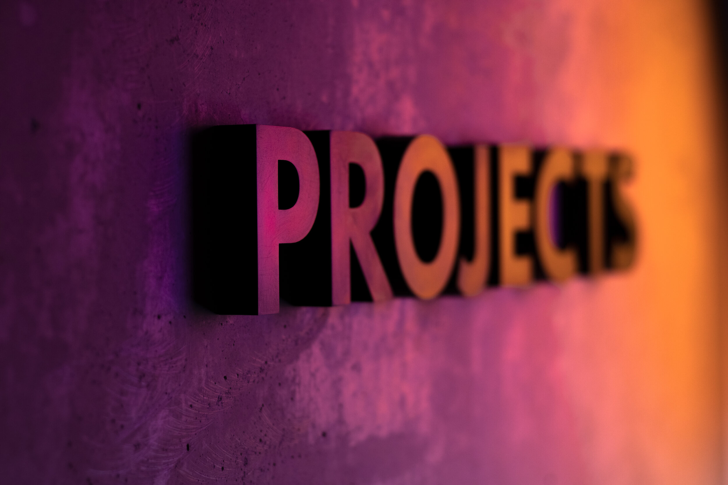Our Projects - Get a glimpse on what we are doing on our own besides consulting work.