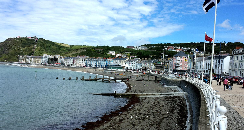 4. Aberystwyth, Wales -