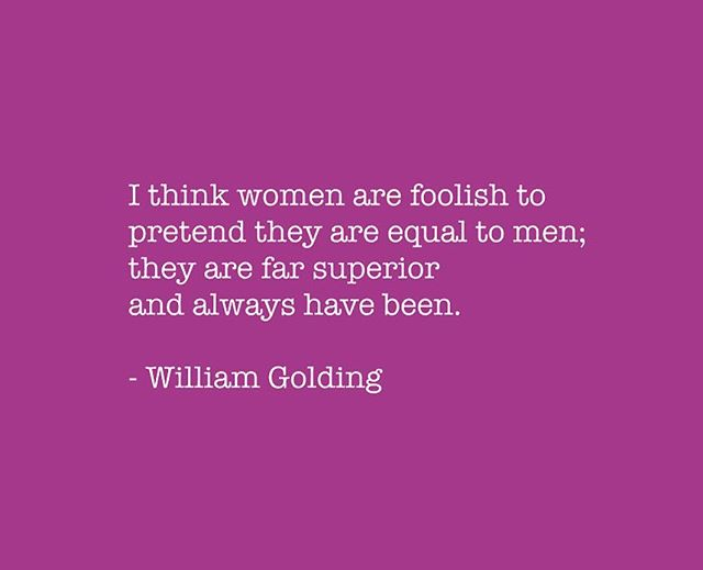Thank you William Golding, your insight is always right on👌 . . . . . #ladyboss #bossbabe #ootd #business #womenempowerment #motivation #entrepreneur #love #beyourownboss #feminism #beauty #womenwhohustle #girlpower #women #bosslady #photography #goaldigger #selflove #entrepreneurlife #smallbusiness #inspiration #girlboss #success #femaleentrepreneur #womensupportingwomen #fitness #womeninbusiness #womeninbiz #bossbabes