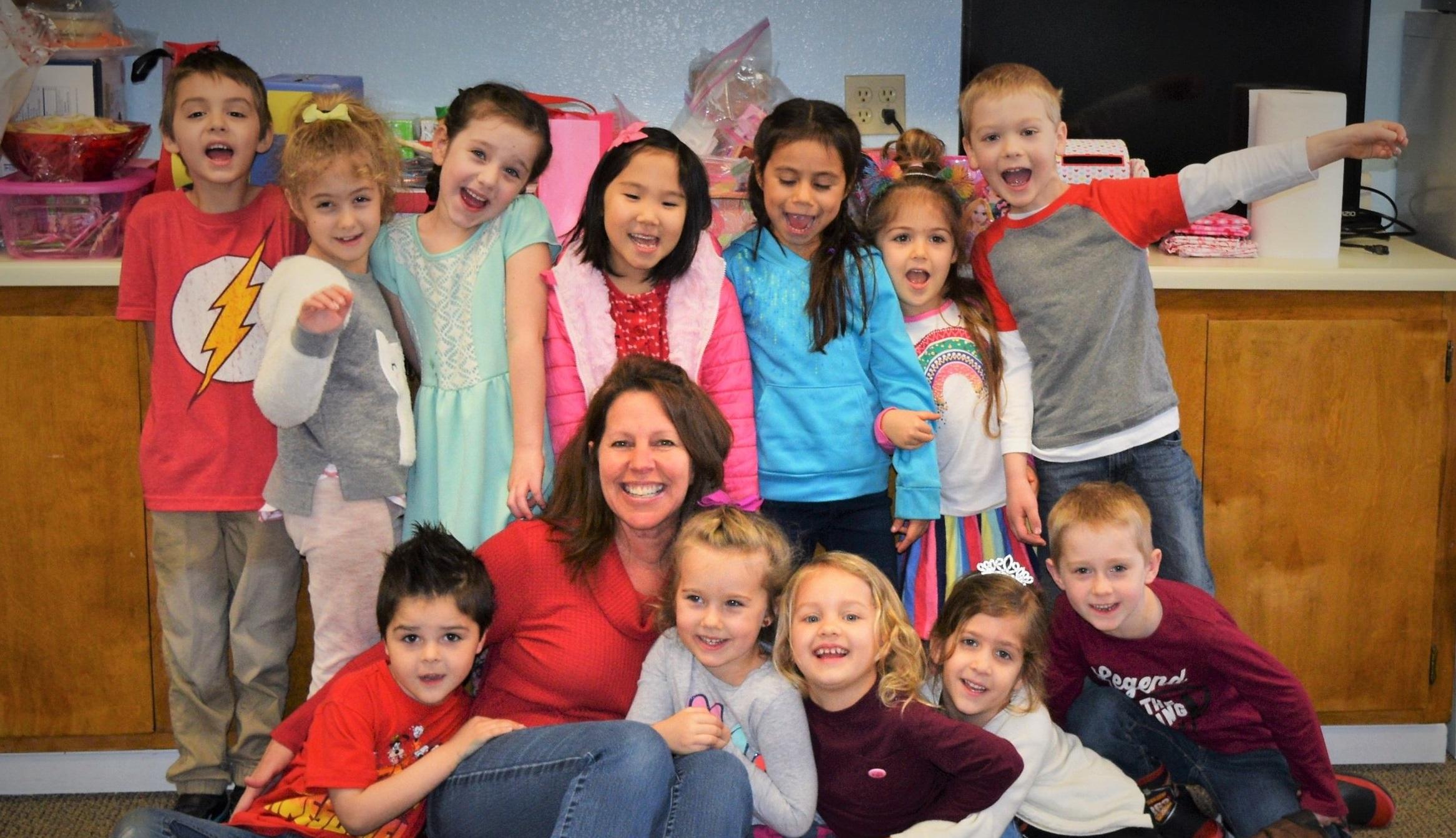 Young Pioneers Kindergarten Class (4 1/2-6 yrs)
