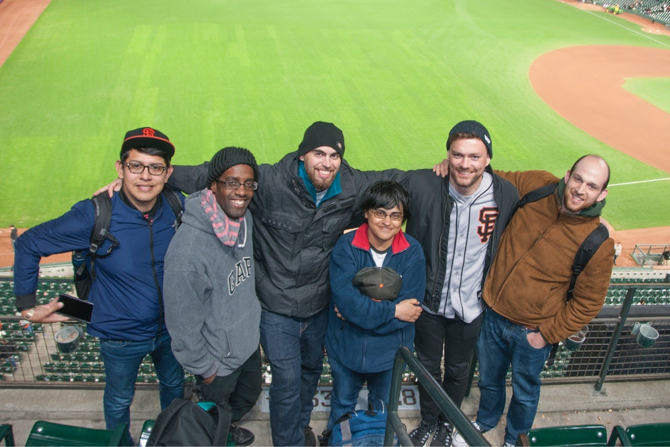 Lab Outing Giants Game