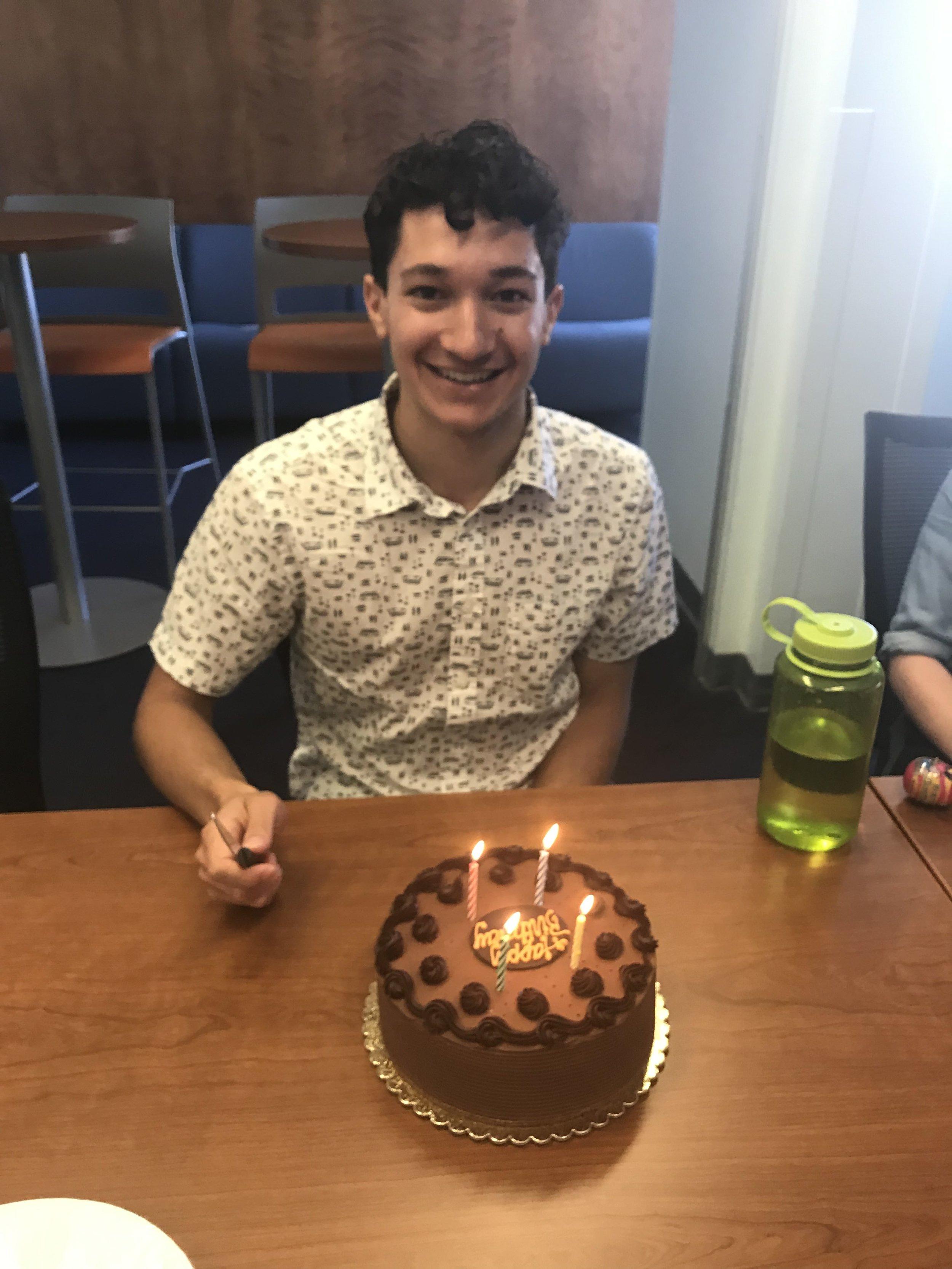 Happy Birthday, Varun!
