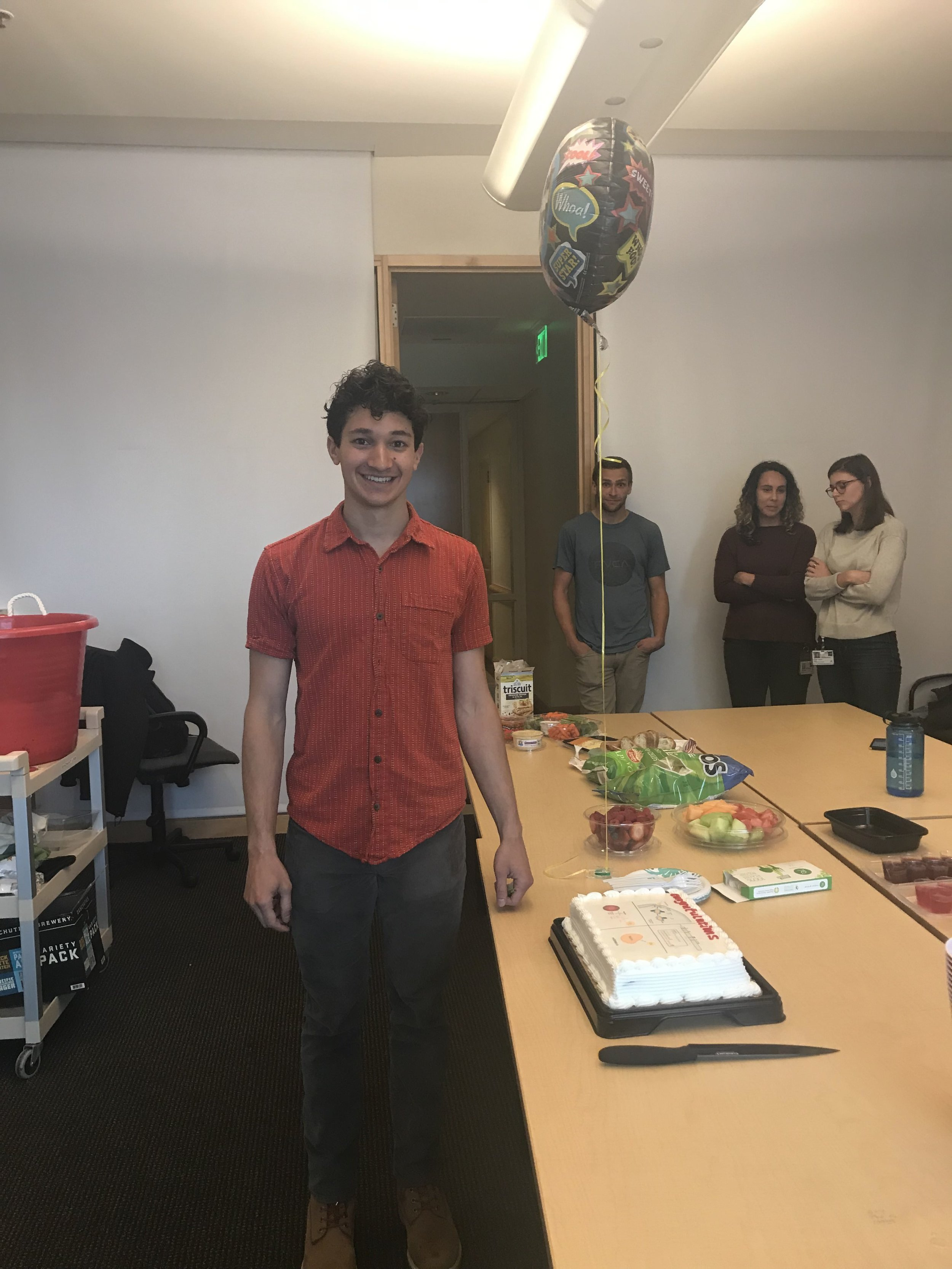 Congratulations, Varun!