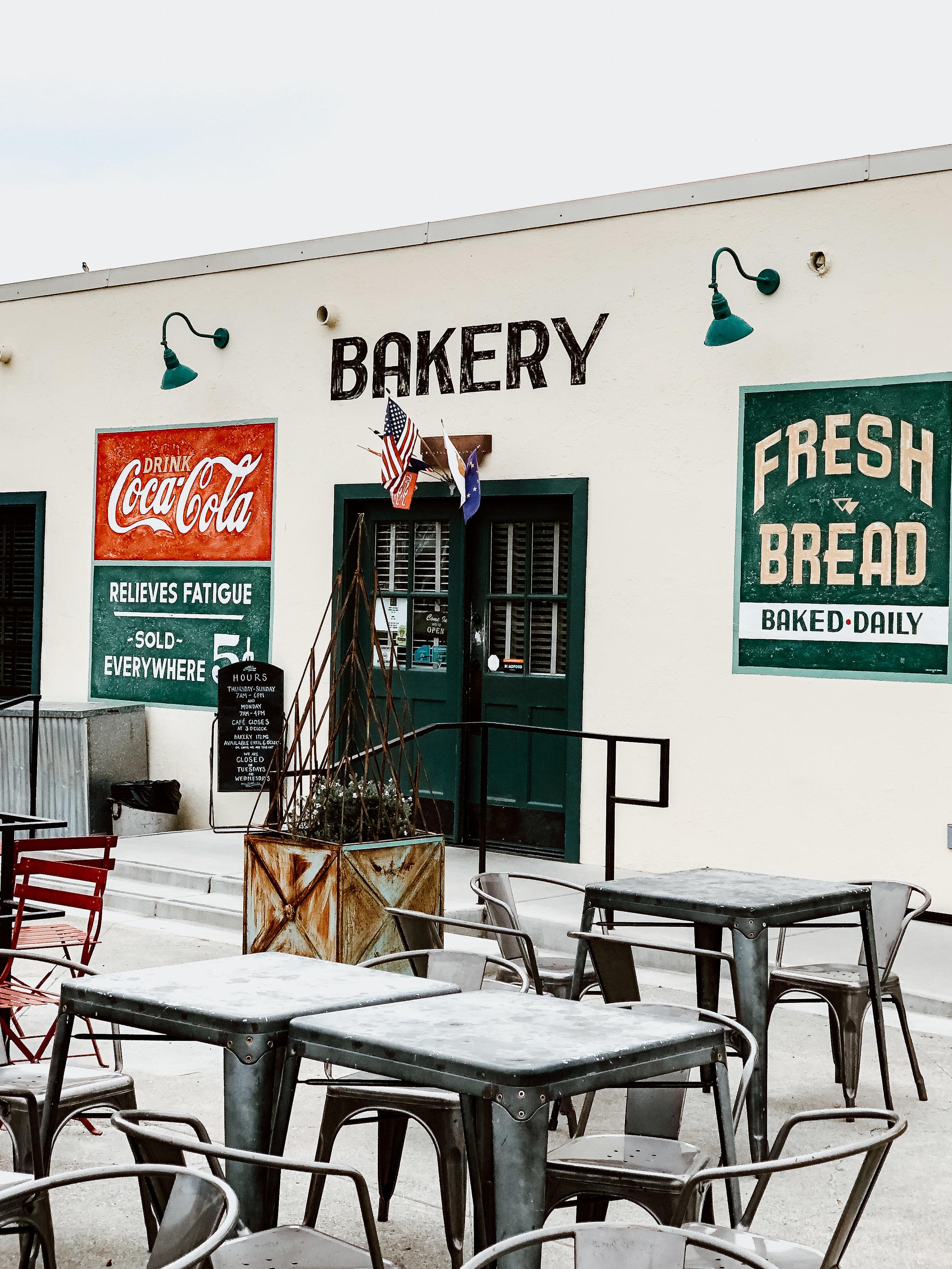 Bob's Well Bread Bakery - Los Alamos, California   Cedar + Surf