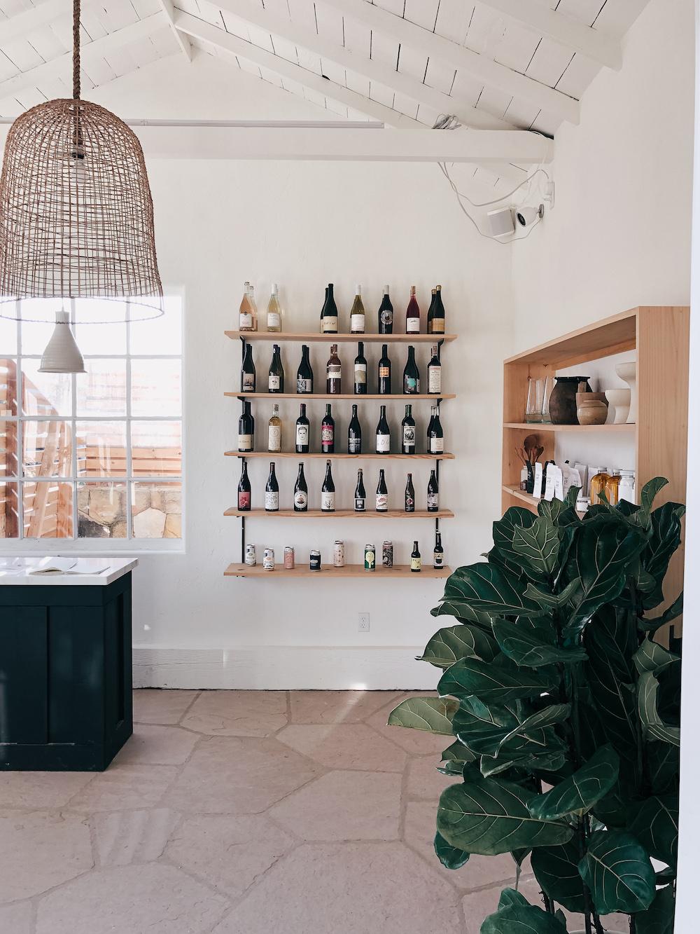 Bodega Wine Bar - Los Alamos, California   Cedar + Surf