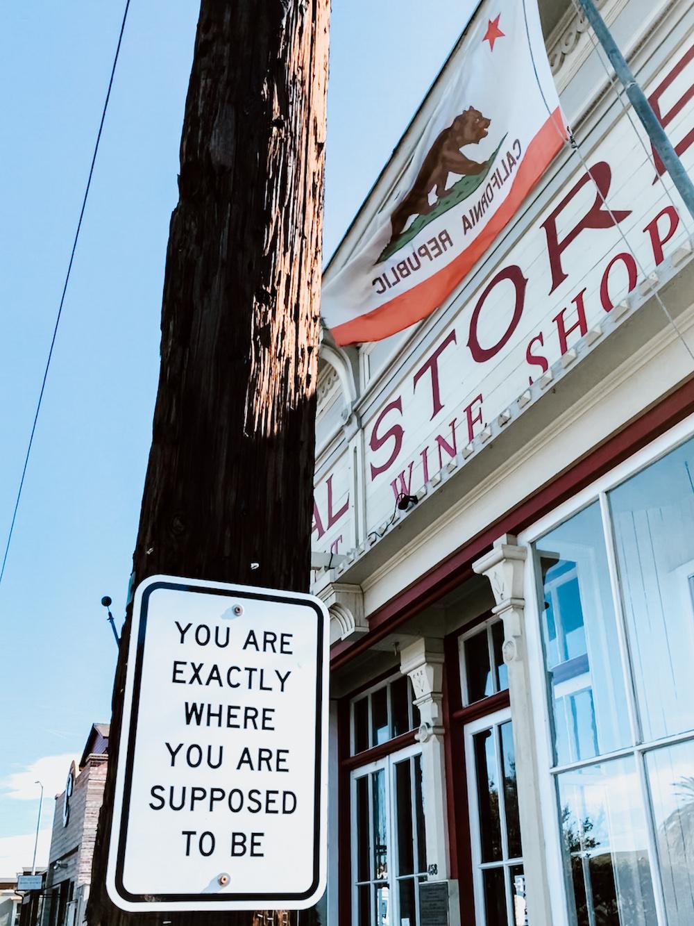 Bell Street - Los Alamos, California   Cedar + Surf