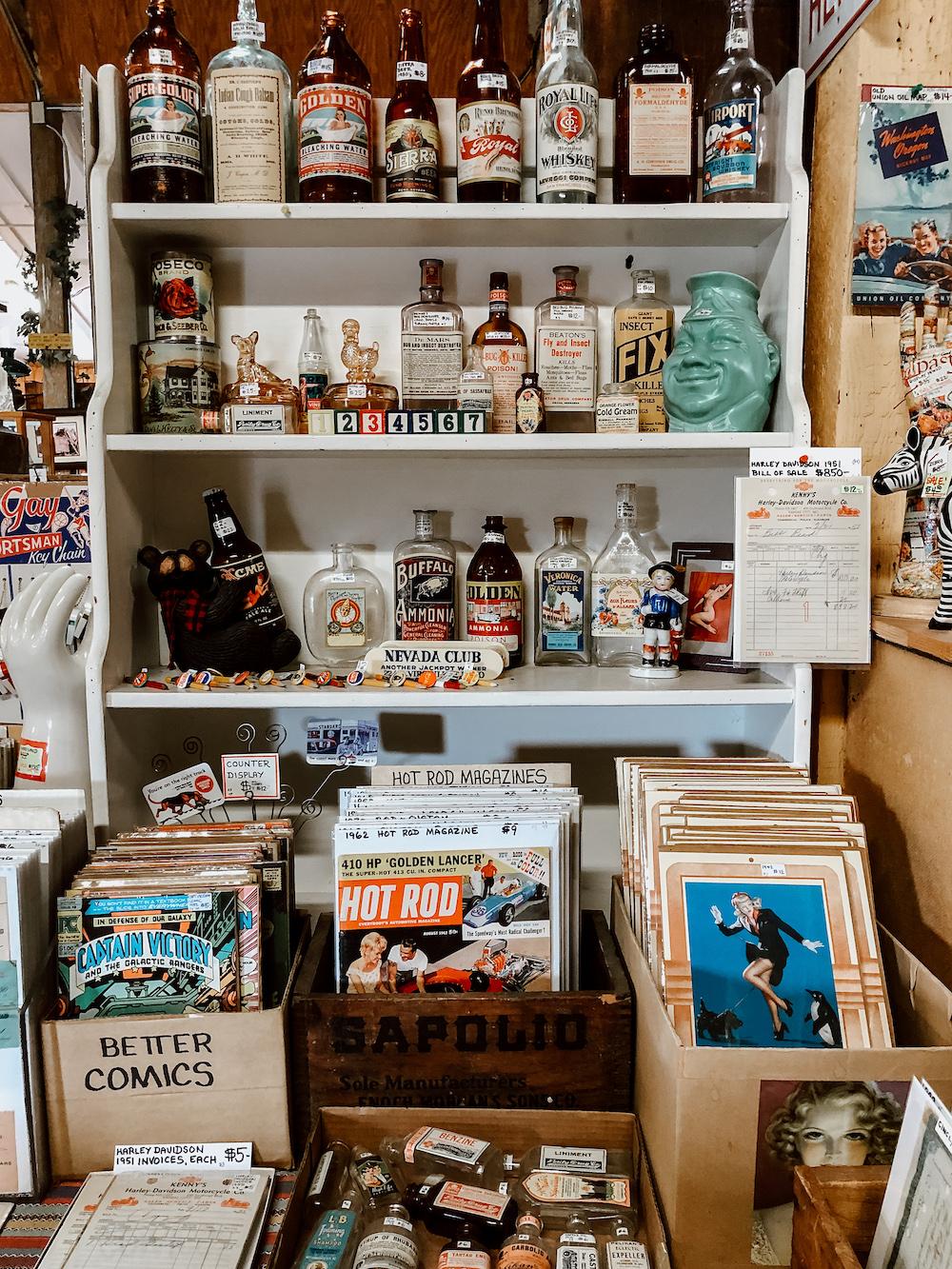 The Depot Antiques - Los Alamos, California   Cedar + Surf