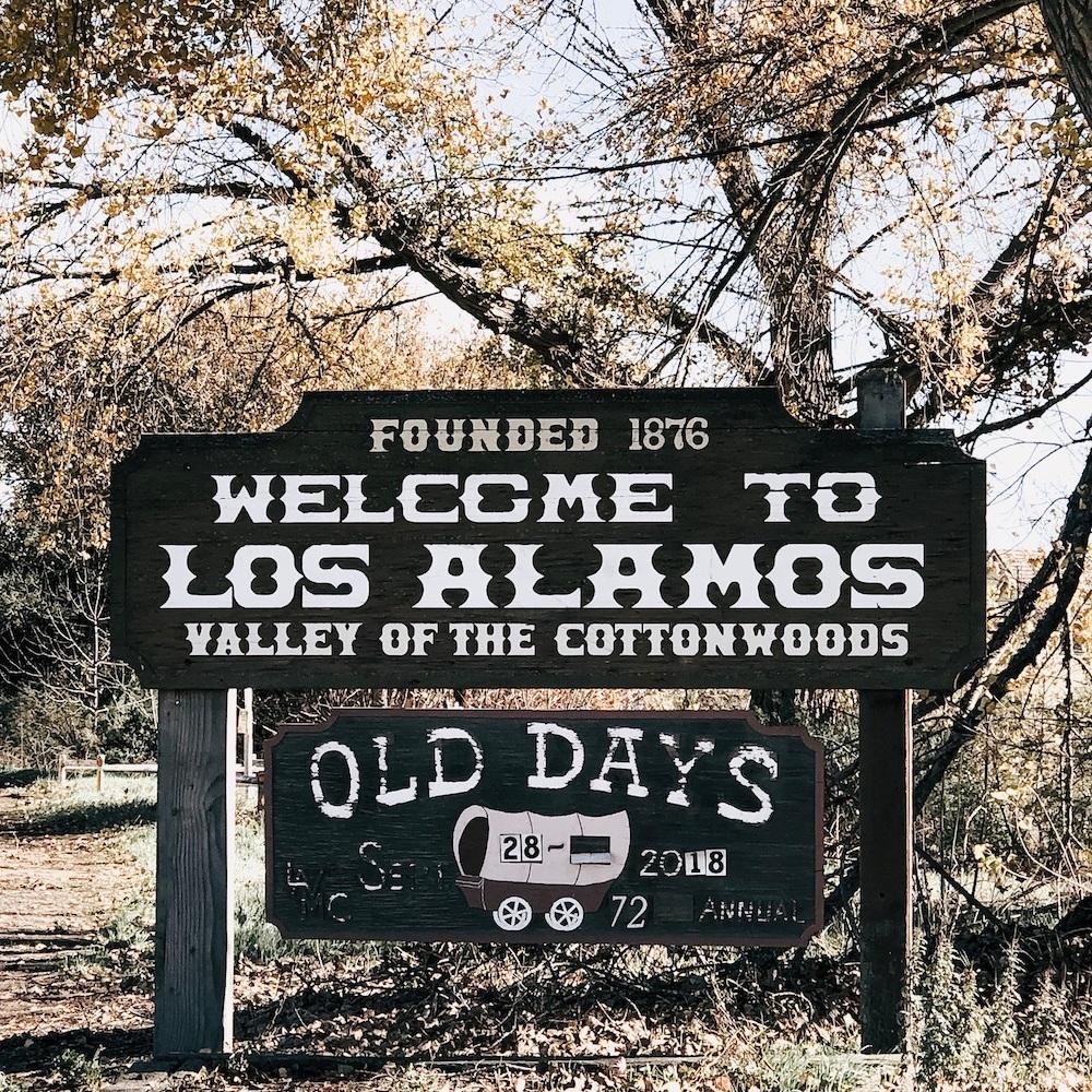Los Alamos, California   Cedar + Surf