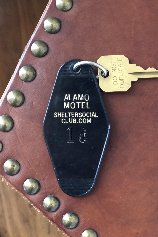 The Alamo Motel - Los Alamos, California