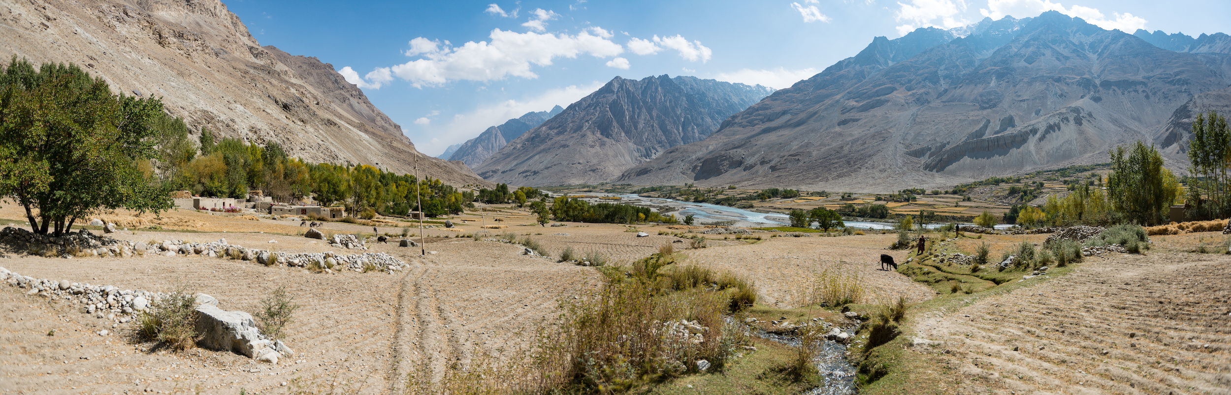 Wakhan Corridor, Afghanistan