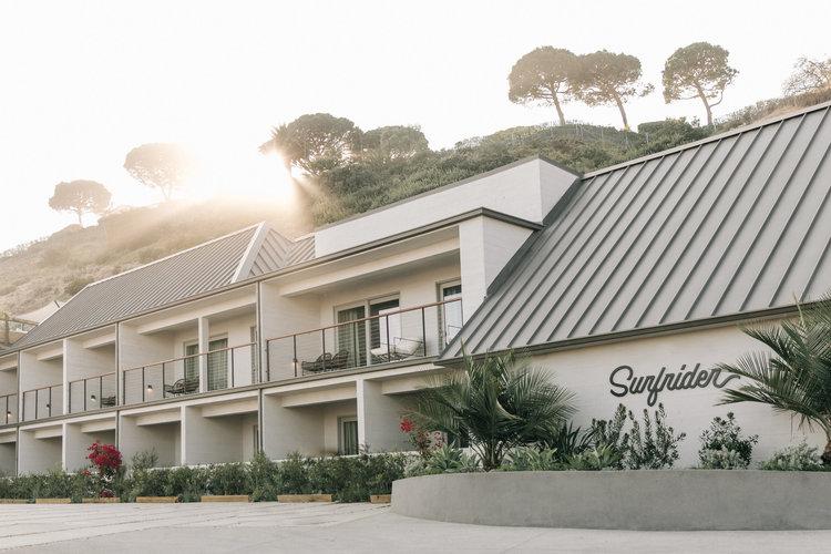 The updated Surfrider Malibu Hotel | Cedar + Surf