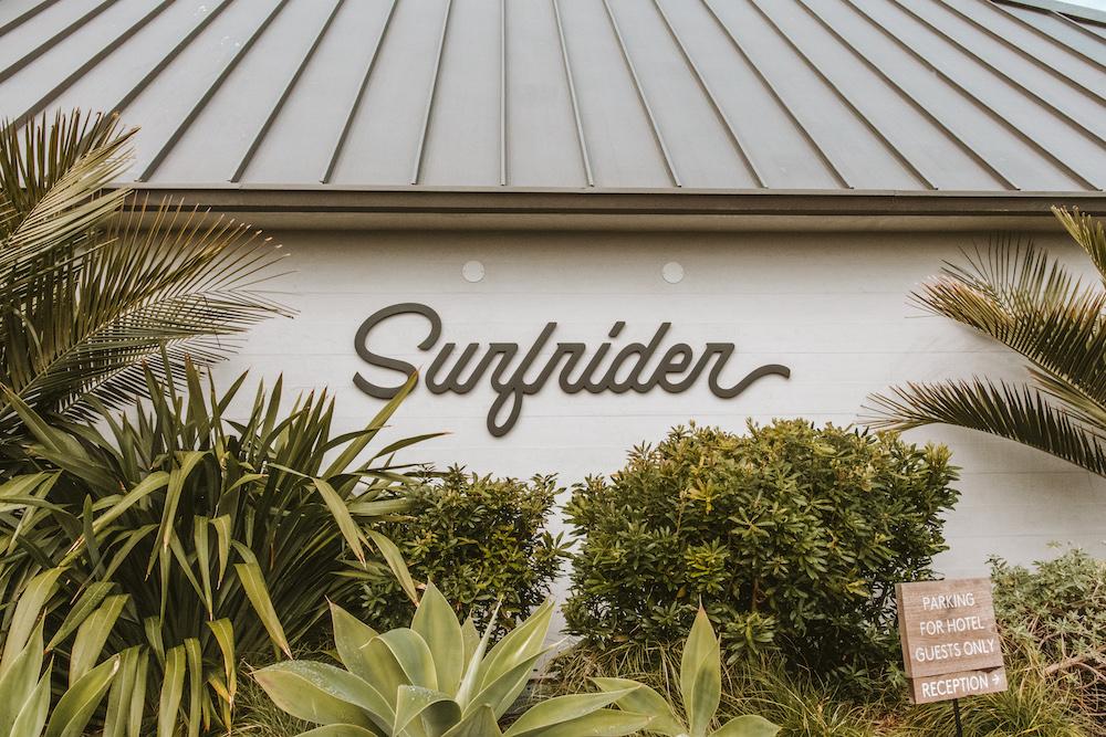 The Surfrider Malibu Hotel | Cedar + Surf