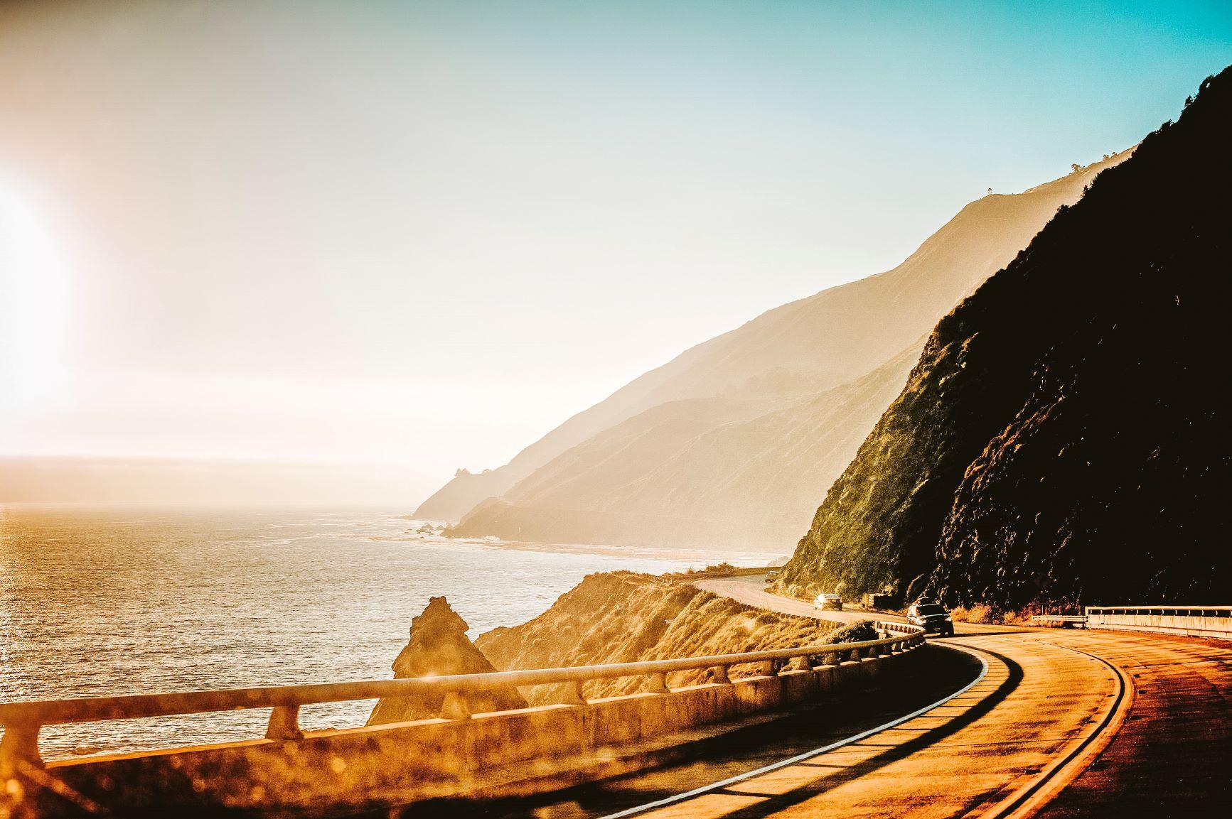 Pacific Coast Highway in Big Sur | Cedar + Surf