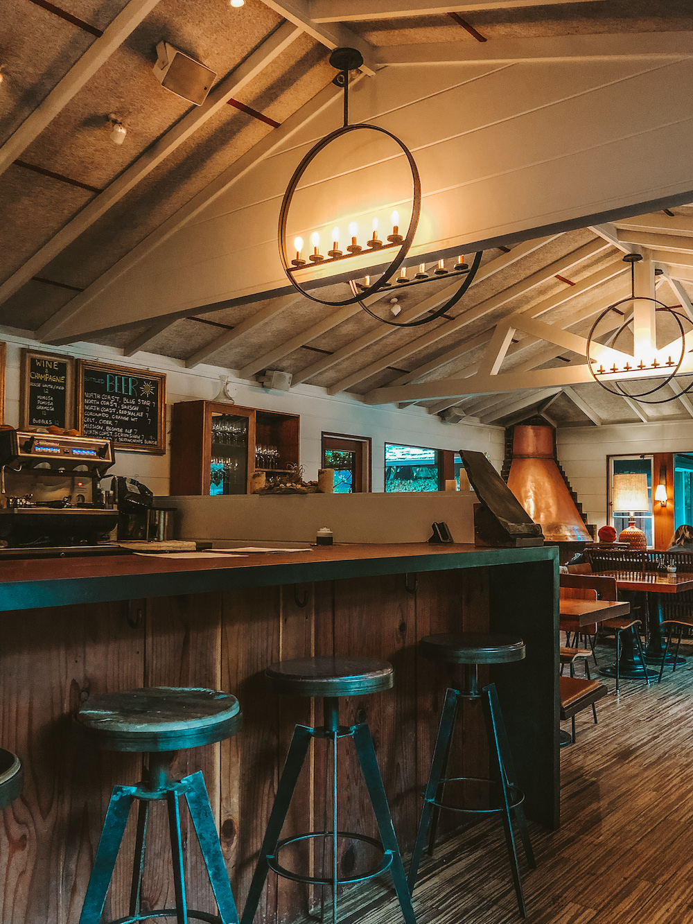 Big Sur Roadhouse Restaurant | Cedar + Surf