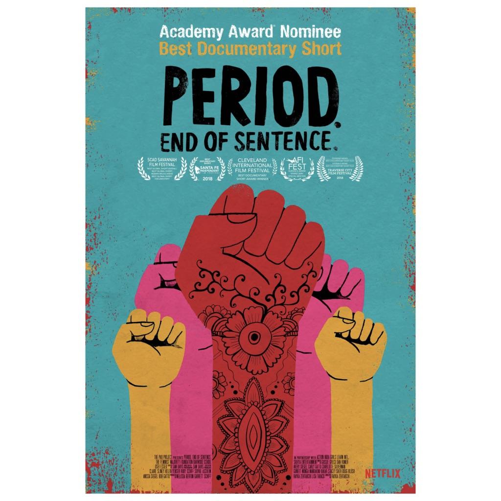 Period End of Sentence Documentary   Cedar + Surf Must Watch List