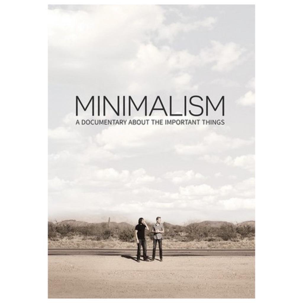 Minimalism Documentary   Cedar + Surf Must Watch List