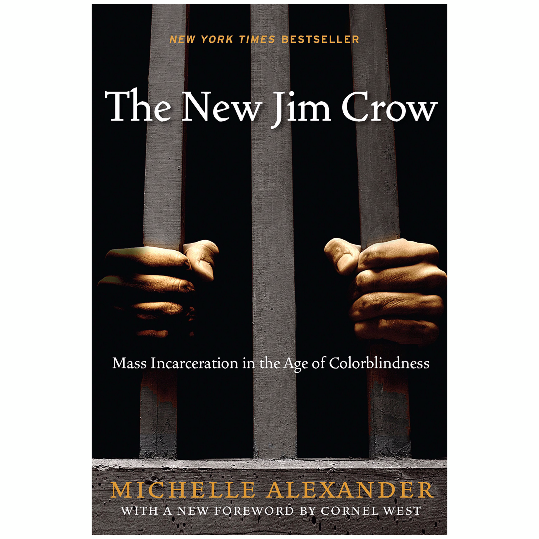 The New Jim Crow by Michelle Alexander, Cornel West | Cedar + Surf Must Read List