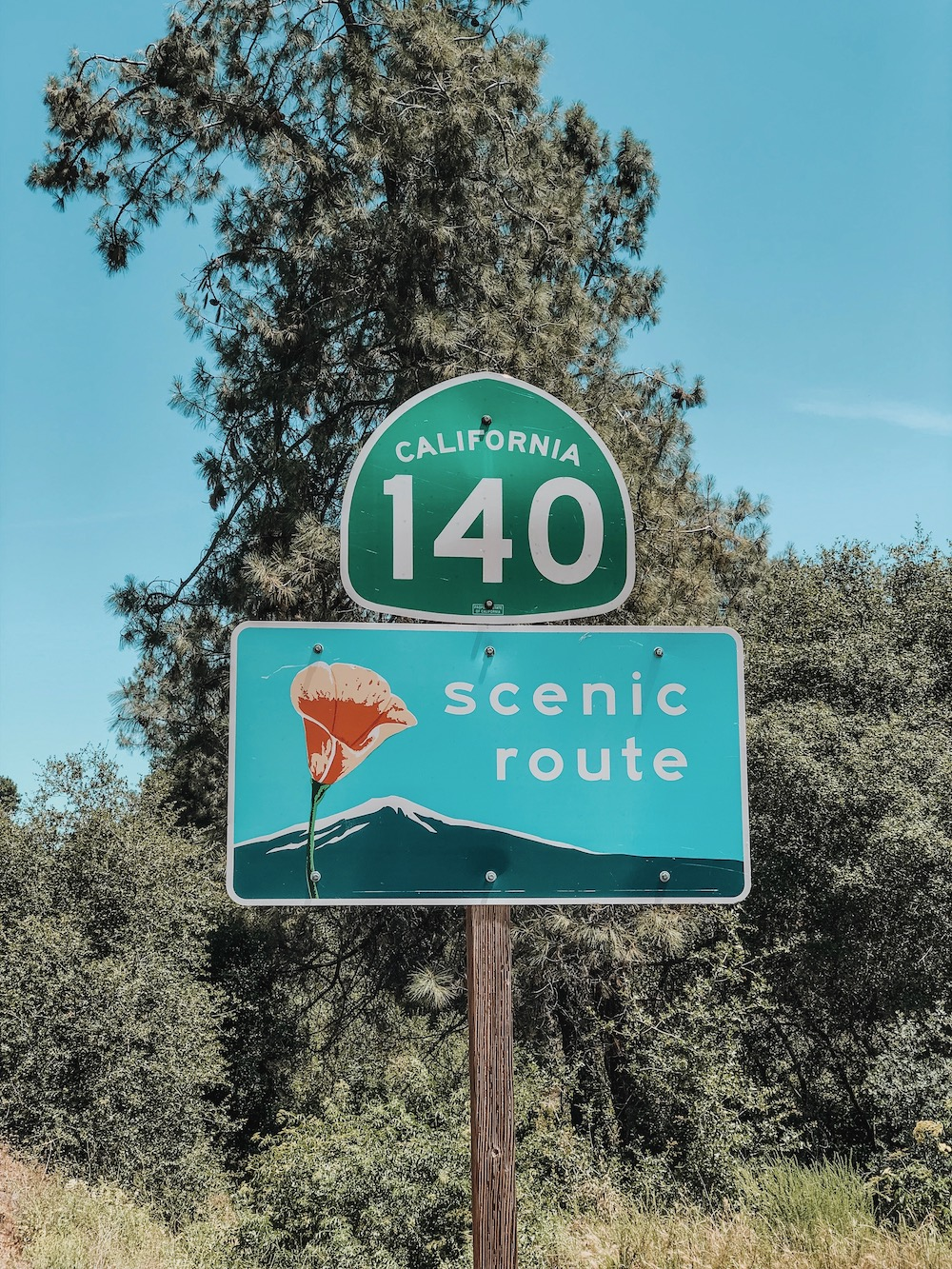 California 140 Scenic Route - Yosemite National Park | Cedar + Surf