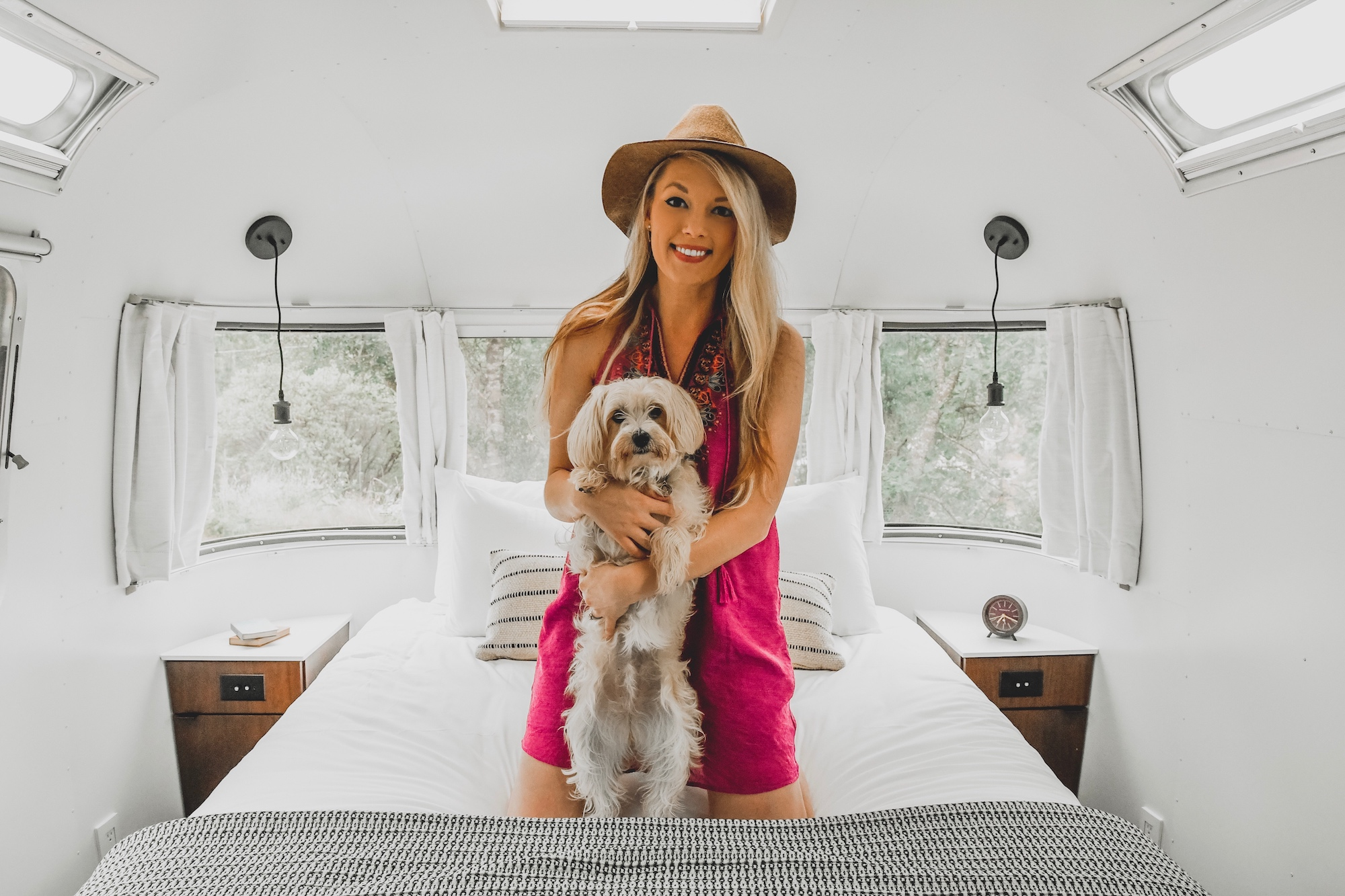 Autocamp Yosemite Airstream Pet-Friendly Glamping | Cedar + Surf