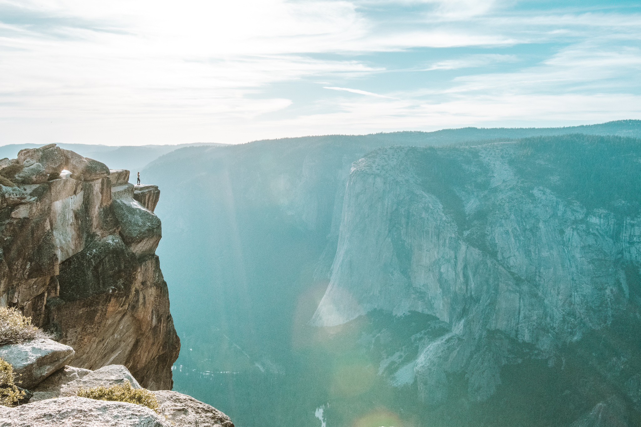 Taft Point - Yosemite National Park | Cedar + Surf