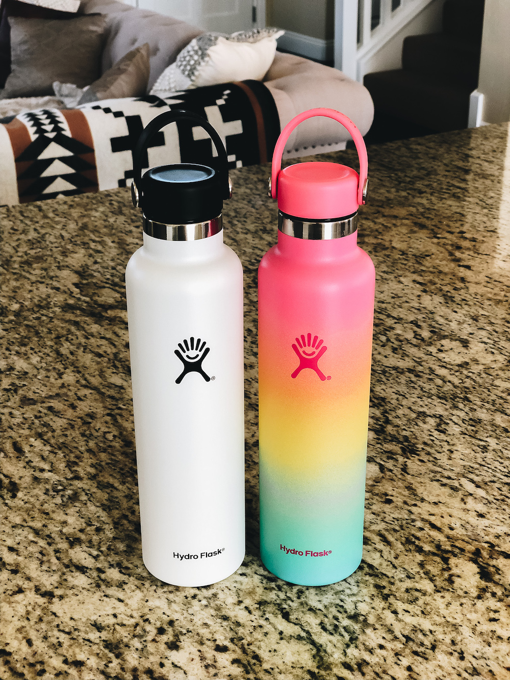 Hydro Flask reusable water bottle | Cedar + Surf