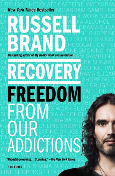 Recovery by Russel Brand | Cedar + Surf