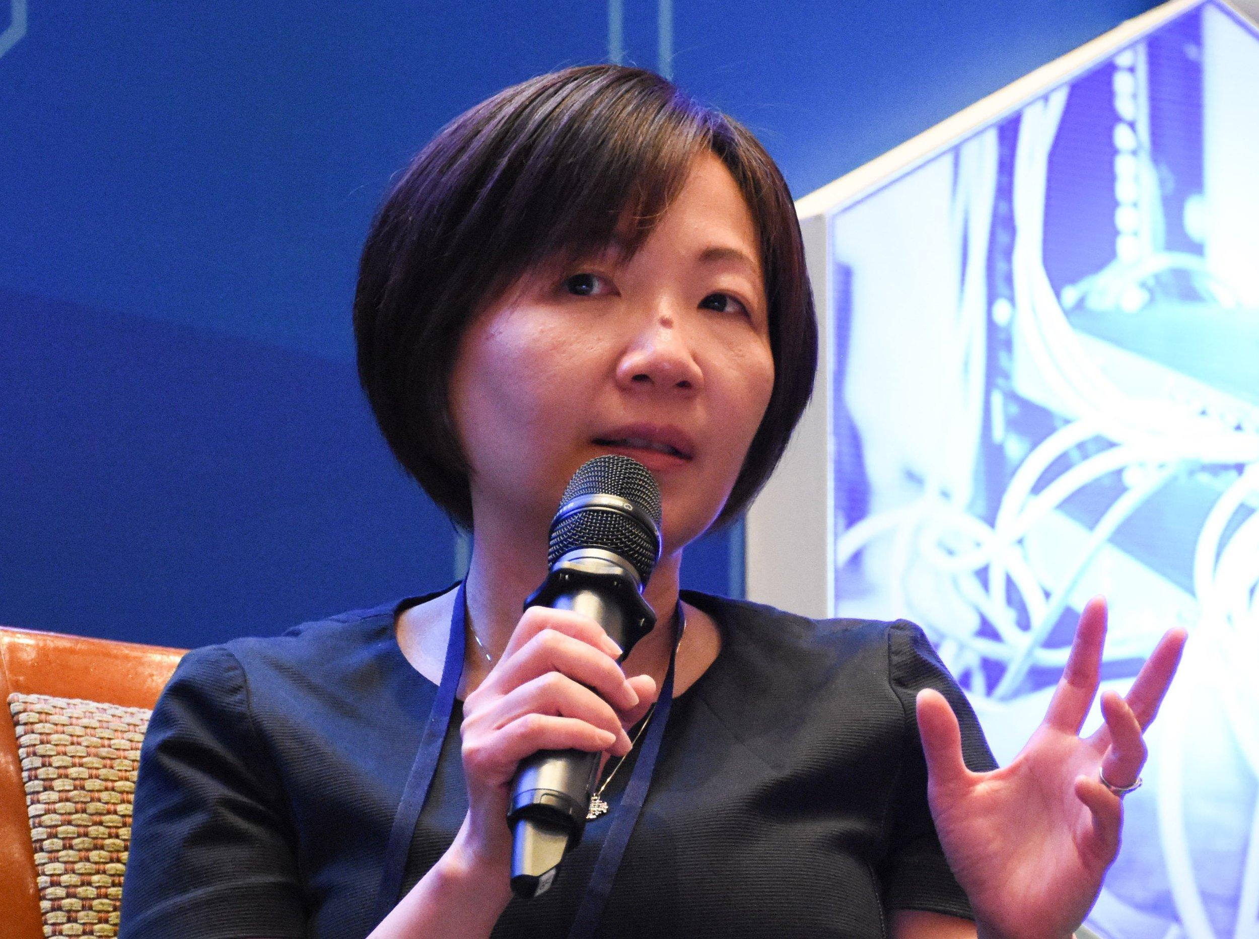 Lana Lim   Managing Director & Co-founder of Tempus Adventus