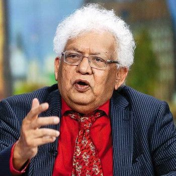Lord Meghnad Desai   LSE