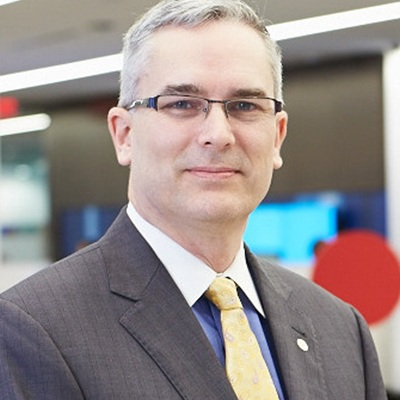 Stuart Davis, Global Head, Financial Crimes Risk Management, Scotiabank
