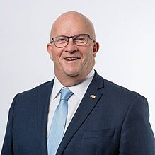 the Hon David Ridgeway MLC, Minister for Trade, Tourism and Investment,