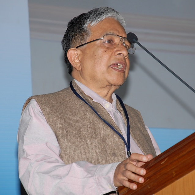Prof RK Shyamasundar, IIT Bombay
