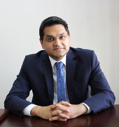 Harvesh Seegolam, CEO FSC, Mauritius