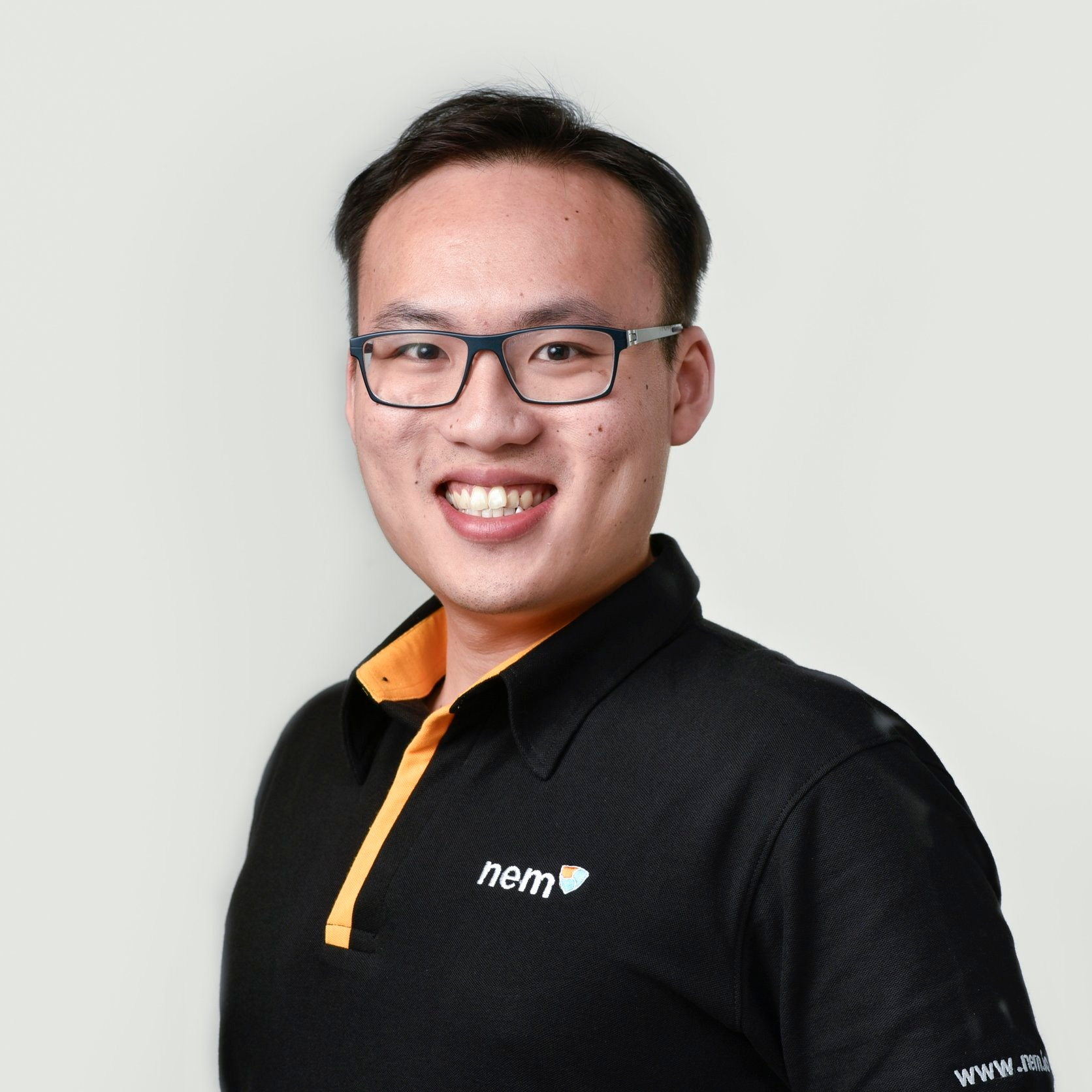 Jason Lee, NEM.io Foundation