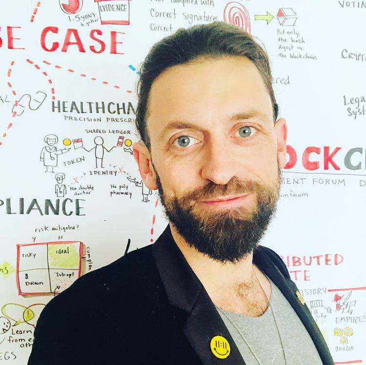 Kyle Kemper, Technologist, Strategist, and Arcanist