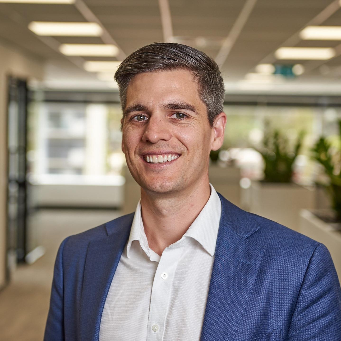 Leigh Travers, CEO DigitalX