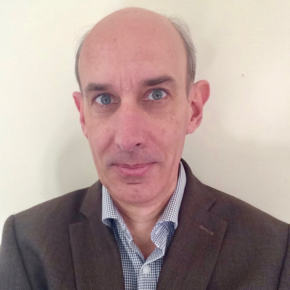 Ron van der Meyden, Prof Computer Science & Engineering UNS