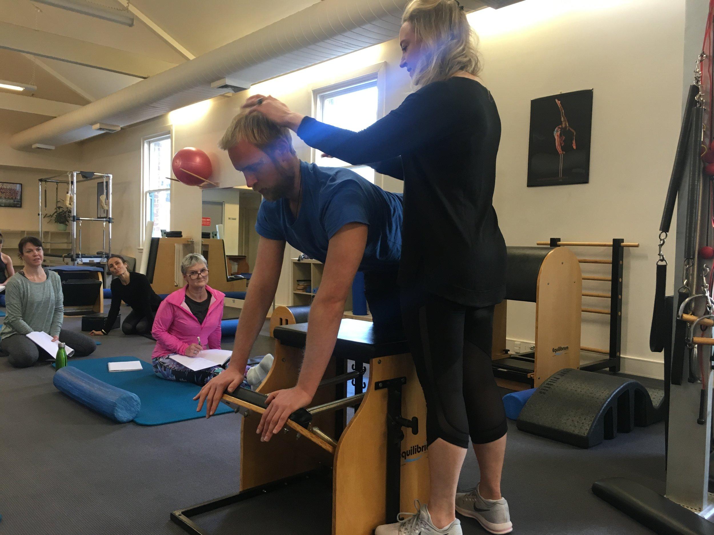 Bomechanics Movementality Functional Neurology Pilates Melbourne