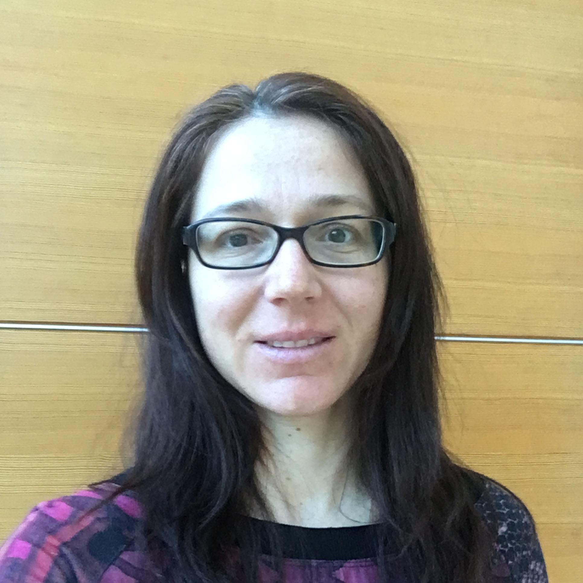 Irina Dinu, Associate Professor, UAlberta -