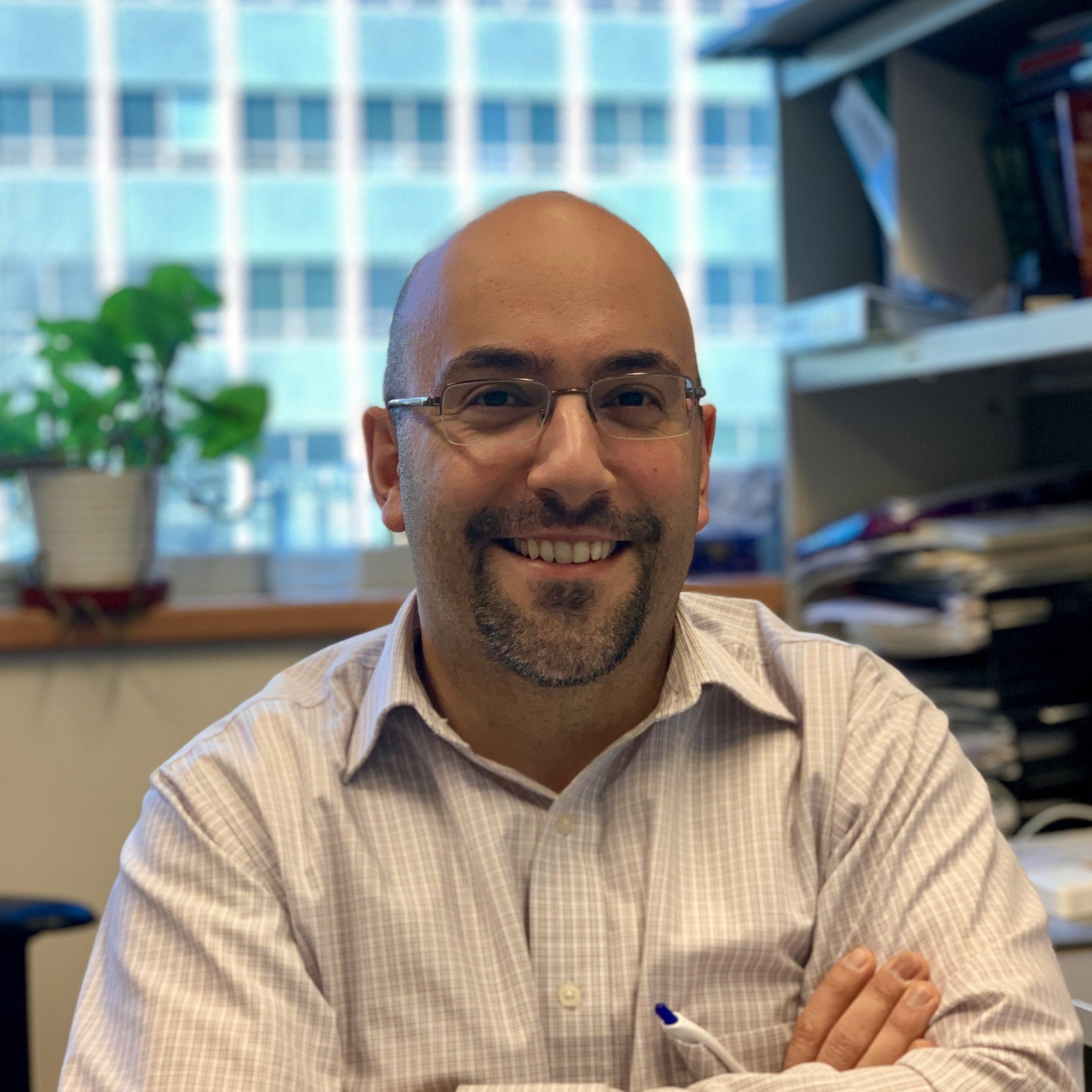 Arno Siraki, Associate Professor, UAlberta -